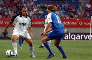 Desporto e Ação/Ronaldo no Algarve