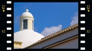 Gentes e Locais/Igreja do Azinhal (Algarve) - 9 Abril 2004