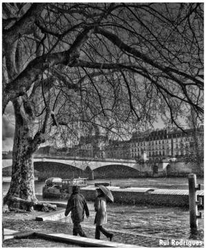 /Neige à Paris