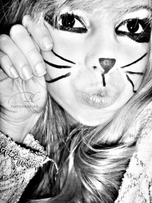 Retratos/gata