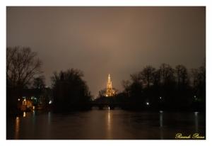 Gentes e Locais/Brugge by night