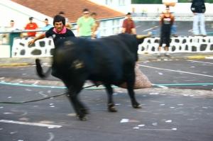 Desporto e Ação/Tourada em S. Jorge