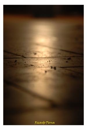 Abstrato/Luz nas minhas migalhas