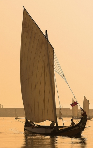Gentes e Locais/Navegando tranquilamente