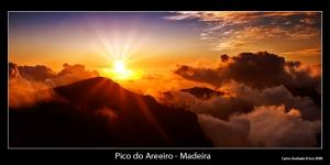 Paisagem Natural/Pico do Areeiro