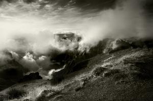 Paisagem Natural/Pico do Areeiro - Madeira