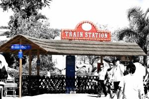 Gentes e Locais/Trainstation!!!