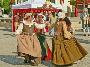 Gentes e Locais/Dança barroca