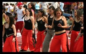 Espetáculos/Passo de dança...