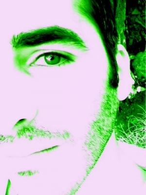 Arte Digital/green soul II