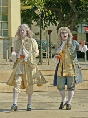 Gentes e Locais/O Rei e o Marquês