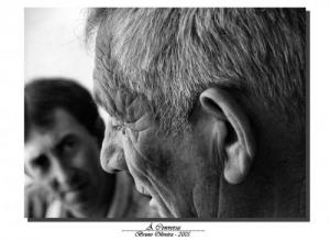 Retratos/À conversa