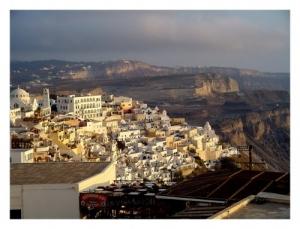 /Vistas Sobre Santorini