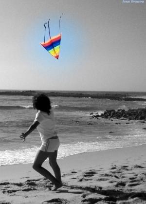 Gentes e Locais/a quente areia da praia