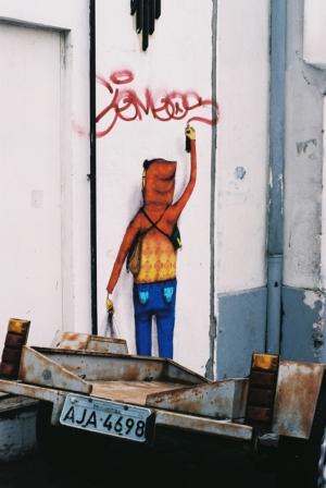 Outros/Grafitando