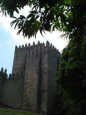 Paisagem Urbana/Castelo de Guimarães