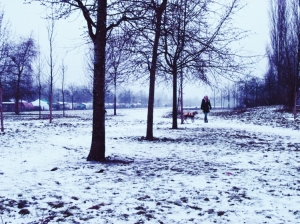 /Take a walk on the cold side.