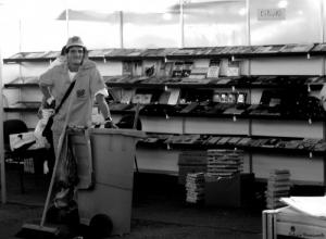 Gentes e Locais/Entre livros e lixo