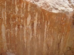 Abstrato/Dunas de areias coloridas