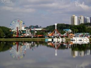 Paisagem Urbana/Um parque no parque.