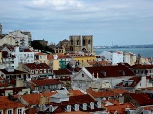 Paisagem Urbana/Sé de Lisboa