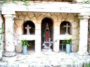 Gentes e Locais/Cemitério Maya - México
