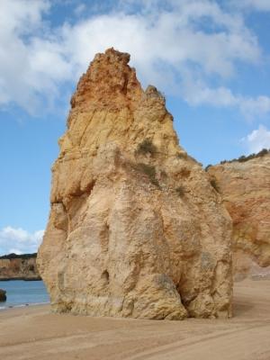 Paisagem Natural/Praia do Vau1 - Algarve