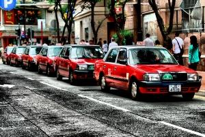 Paisagem Urbana/Cab Line