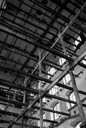 Paisagem Urbana/Ruins - Póvoa
