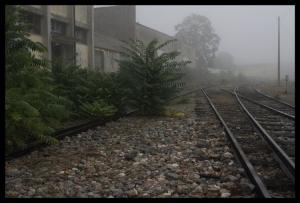 Gentes e Locais/Por aqui só passam comboios