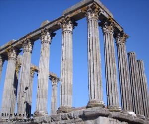 Outros/Templo de Diana - ÉVORA 2008