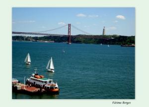 Paisagem Urbana/Ponte 25 de Abril