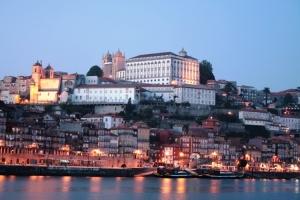 Paisagem Urbana/Que Paixão este Porto