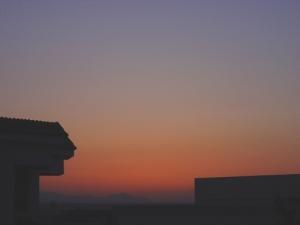 Outros/Silhuetas ao Pôr do Sol