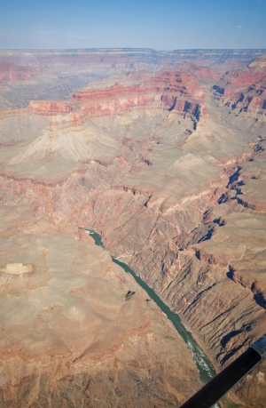 Paisagem Natural/Grand Canyon from the heli....