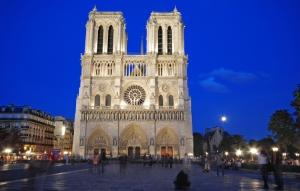 Paisagem Urbana/Notre Dame...