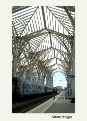 Paisagem Urbana/Estação do Oriente