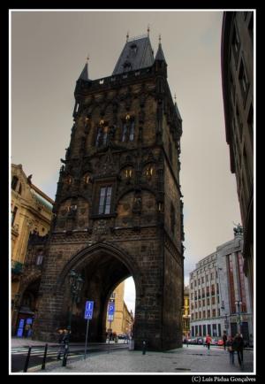 Paisagem Urbana/Torre da Pólvora