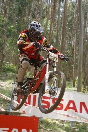 Desporto e Ação/1ª Manga - Prova de DH Turcifal 2009 VI
