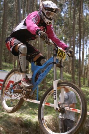 Desporto e Ação/1ª Manga - Prova de DH Turcifal 2009 V