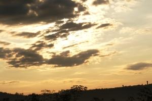 Paisagem Natural/Céu da manhã