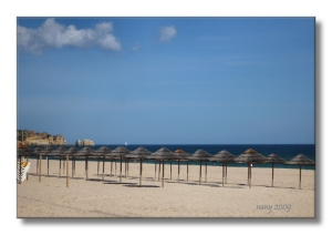 Gentes e Locais/Algarve vazio