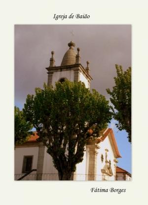 Gentes e Locais/Igreja de Baião