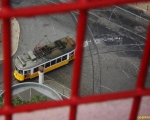Paisagem Urbana/O amarelinho