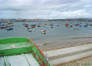 Paisagem Urbana/Barcos do Tejo
