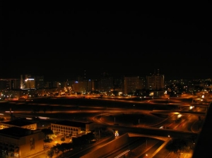 Paisagem Urbana/Brasilia by night