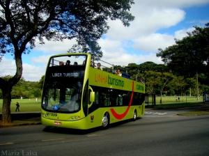Paisagem Urbana/Linha Turismo - Curitiba.