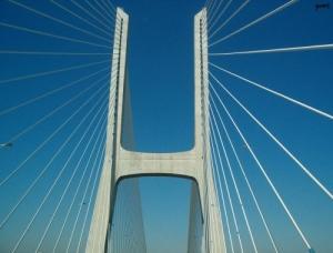 Abstrato/Ponte Vasco da Gama