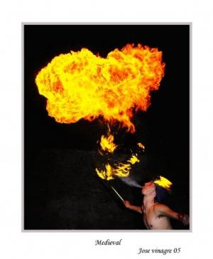 /Nuvem que queima...(S.M da Feira)