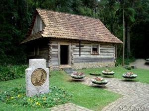 História/Bosque João Paulo II